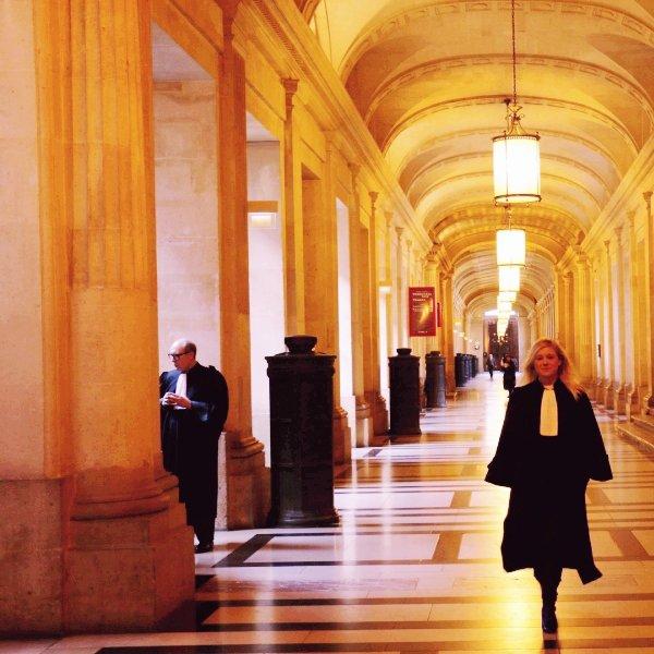 Cour de Justice Paris